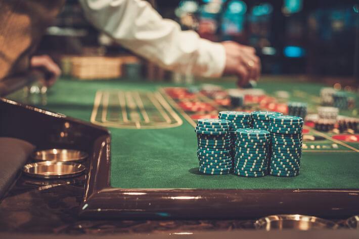 ギャンブルの画像