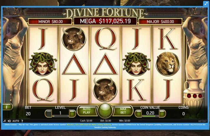 Divine Fortuneの画像