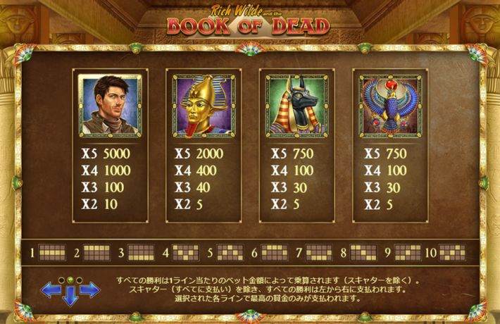 Book of Deadの画像