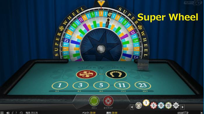 Super Wheelの画像