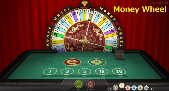Money Wheelの画像