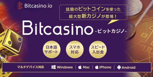ビットカジノの画像
