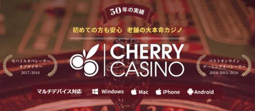 チェリーカジノの画像