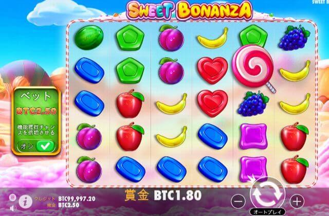 SWEET-BONANZAの画像