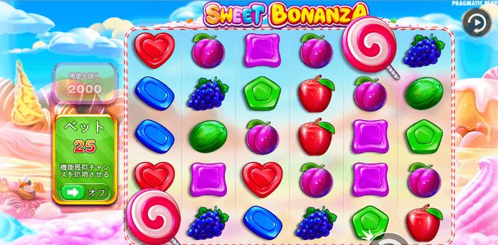 Sweet Bonanzaの画像