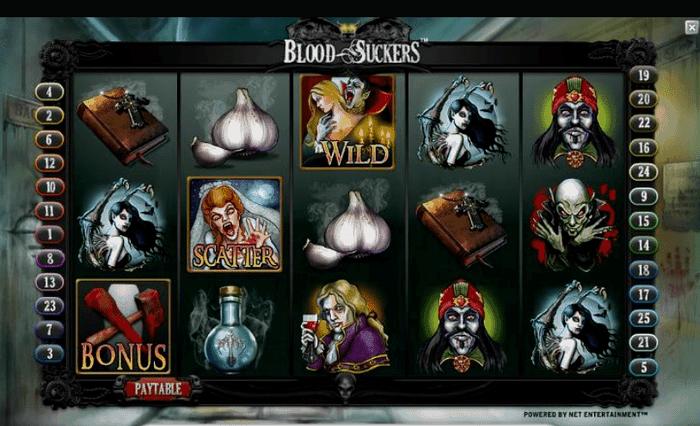 Blood Suckersの画像