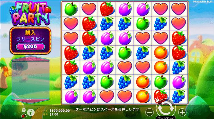 Fruit Partyの画像